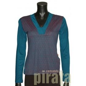 Camiseta M/Larga 7071