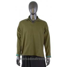 Camisa Cerrada Modelo 144