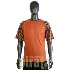 Camiseta m/Corta Rayas 02