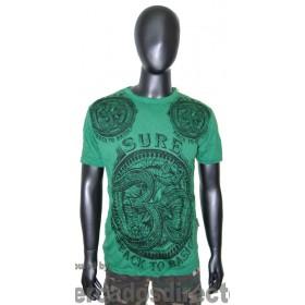Camiseta m/Corta Hombre 36