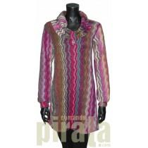 Vestido M/Larga Modelo 006