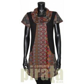 Vestido M/Corta Modelo 011