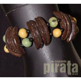 Pulsera Semillas 004-10