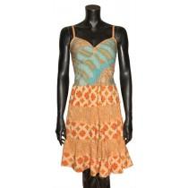 Vestido Seda 2699