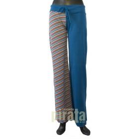 Pantalón Largo Combinado