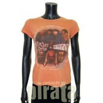 Camiseta Mujer GOR3083-1