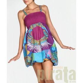 Vestido Algodón 50287