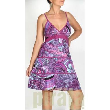 Vestido Algodón 60331