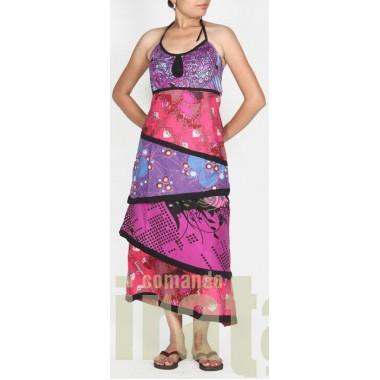 Vestido Largo 6084