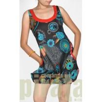 Vestido Algodón 6134