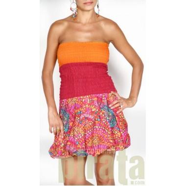 Vestido Algodón 6168
