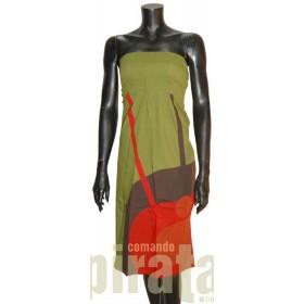 2 & 1 Vestido/Falda 12129