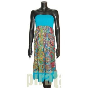 2 & 1 Vestido/Falda 14202
