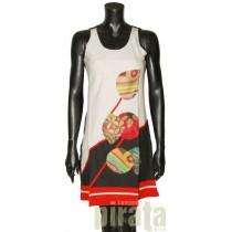 Vestido Doble 14223