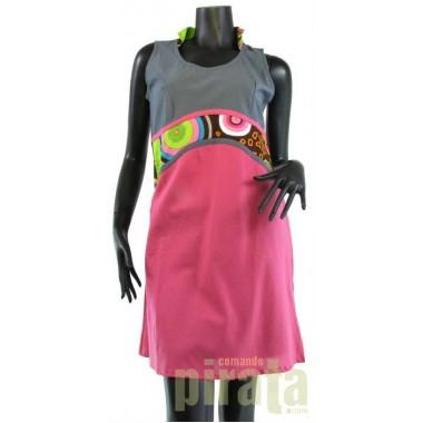 Vestido Algodón 000316