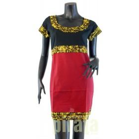 Vestido Algodón 000435