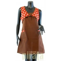Vestido Algodón 000437