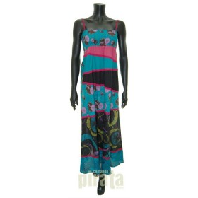 Vestido Largo Algodón 3262