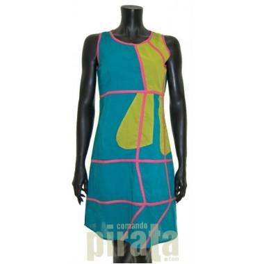 Vestido Algodón 3290