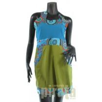 Vestido Algodón 50341