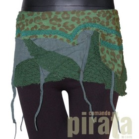 Minifalda Pareo Especial 001 (Verde)