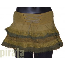 Minifalda Volados Especial 002 (Short)
