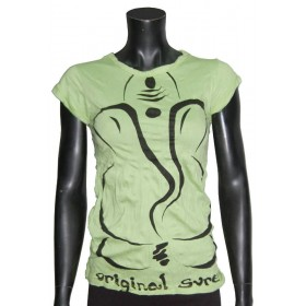 Camiseta Mujer c/Corta 45