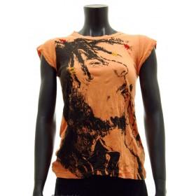 Camiseta Mujer c/Corta 07