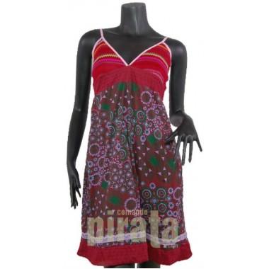 Vestido Tirantes 018