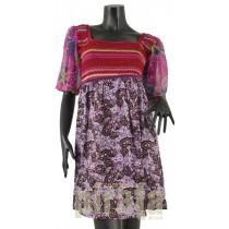 Vestido m/Corta 021